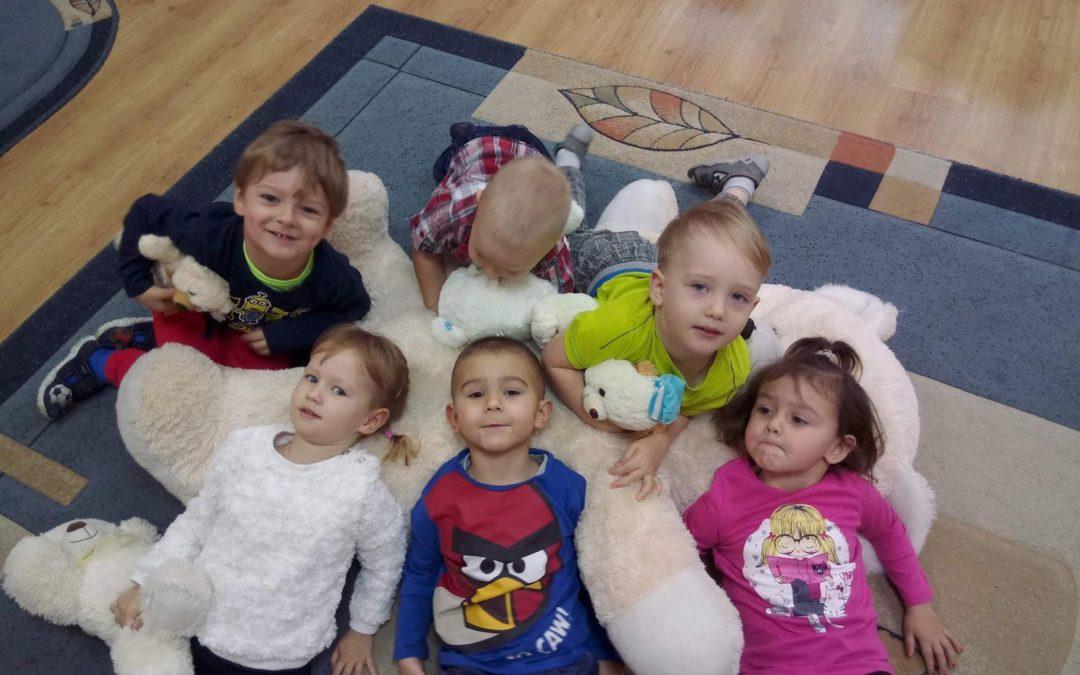 Święto Pluszowego Misia w Muchomorkach